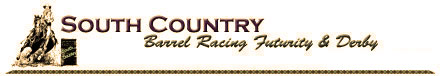 South Country Futurity & Derby, Cardston, AB - May 1-3, 2009  $7000 added Futurity; $5000 added Derby