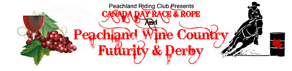 Wine Country Futurity & Derby - Peachland, BC